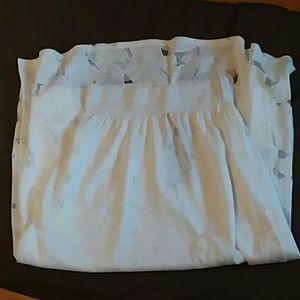 64 SIXTY FIVE NWT White Skirt